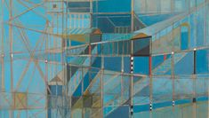 The Irascibles: Painters Against the Museum (New York, 1950) - Artguide – Artforum International  Hedda Sterne, NY, NY No. X, 1948 Tate, London. Presented by Clara Diament Sujo 2012 (T13861) © Hedda Sterne, VEGAP, Madrid, 2019 Barnett Newman, Robert Motherwell, Franz Kline, Willem De Kooning, Mark Rothko, Jackson Pollock, Tate London, Ny Ny, New York