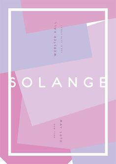 Personal work / Solange, Webster Hall