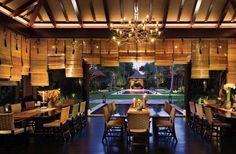 Contemporary Dining Room Ideas | www.bocadolobo.com #diningroom #diningchairs