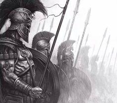 Risultato immagine per Spartan Warrior Drawings Greek Warrior, Fantasy Warrior, Gods Of War, Spartan Tattoo, Greek Mythology Tattoos, Spartan Warrior, Spartan 300, Warrior Drawing, Greek Mythology