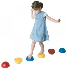 Balance Hemisphere Stepping Stones | American Educational Products