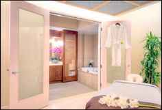 The Waldorf Astoria Spa is a 24,000 square foot spa that includes 22 treatment rooms.