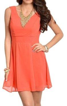 New Backless Pleat Chiffon Smock Empire Waist Sleeveless Fashion Dress NWT Sz 4 | eBay