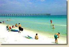 Pensacola Beach...my favorite family vacation spot!