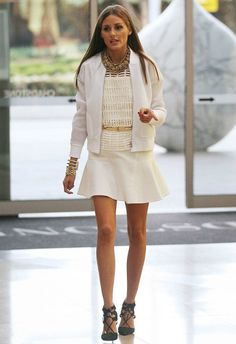 Chadstone Shopping Centre's Fashion Launch Event in Melbroune Australia August 28 2013 as seen on Olivia Palermo Shoes