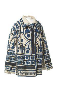 Jacket, wool, Paul Poiret designer, French, 1920-25