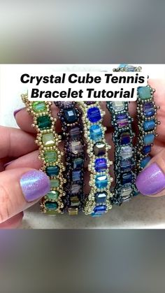 Beaded Bracelets Tutorial, Beaded Bracelet Patterns, Diy Bracelets Patterns, Beading Patterns, Seed Bead Patterns, Embroidery Bracelets, Loom Beading, Seed Bead Jewelry, Bead Jewellery