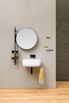 Thermomat - EVER// light and airy bathroom, natural light, clean neutral colors, bathroom inspiration