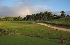 Teeth of the Dog Golf Course in Casa de Campo. La Romana, Dominican Republic