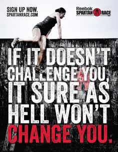 Spartan Race | Are you up for the challenge?
