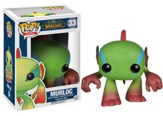 Dont know what to think about this...not to sure i like it....they could have done a WAY better job on this one Pop! Games: World of Warcraft - Murloc | Funko
