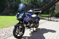 Suzuki DL 650 V-Strom bazar Motorcycle, Vehicles, Motorbikes, Motorcycles, Car, Choppers, Vehicle, Tools