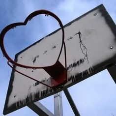 For the love of basketball!