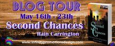 Diverse Reader: Blog Tour: Second Chances by Rain Carrington #Inte...