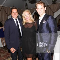 Thomas Pierce attends the American Freinds of the Lourve Fall Fete