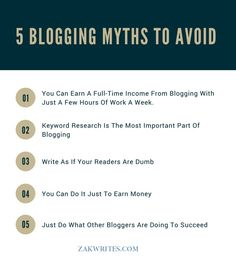Check out this list of blogging myths that sabotage your chances of getting more traffic  and earning an income from your blog. Make Money Online, How To Make Money, Screwed Up, You Can Do, Earn Money, Entrepreneurship, Dumb And Dumber, Productivity, Blogging