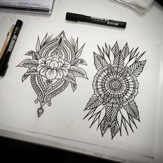 Some draft i did that i would like to tattoo someday! Thanks for looking