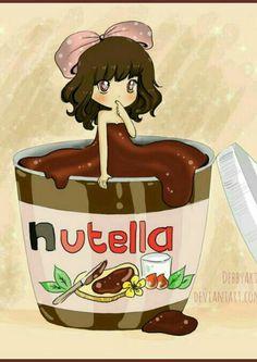No puedo comerme ese bote de Nutella