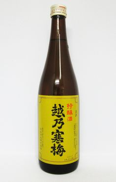 Koshinokanbai Tokujyoshu 720ml, you can buy direct from Japan