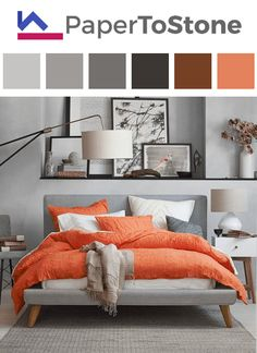 Color Palettes for Living Rooms, Bedrooms and More. Make your Interior Design more specific with the choice of the perfect color combinations that you like!