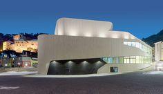 Montforthaus en Feldkirch / HASCHER JEHLE Architektur + mitiska wäger architekten