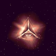Absolute_position on DELIRIUM LAB / eclipse 2015 triangle solar moon satellite space 3d krikrak gif perfect_loop pyramid