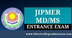 Latest JIPMER 2015 MD MCh Admission Notice for OCI JIPMER 2015 MD MS Entrance Exam Dates Starting Registration and Availability of mock test Jawaharlal Institute of Postgraduate Medical Education and Research