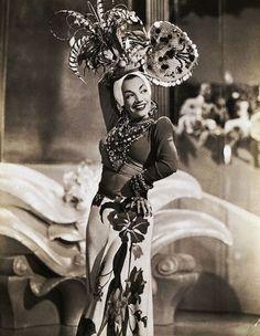 hat, Carmen Miranda