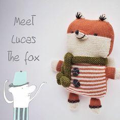 Lucas the Fox