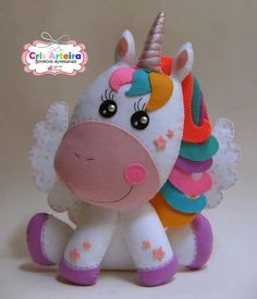 Muñecos de trapo y lana Felt Diy, Felt Crafts, Diy And Crafts, Crafts For Kids, Felt Ornaments, Holiday Ornaments, Felt Animal Patterns, Sewing Toys, Animal Crafts