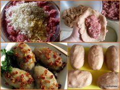 Blog kulinarny ze sprawdzonymi przepisami na proste dania kuchni domowej, domowe wypieki jak cukierni oraz atlas grzybów i poradnik dla grzybiarzy Polish Recipes, Polish Food, Baked Shrimp, Tasty, Yummy Food, Food Inspiration, Baked Potato, Baking Recipes, Stew