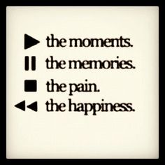 life seen through music