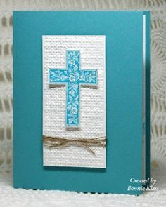 Stamping with Klass: Sympathy Cards