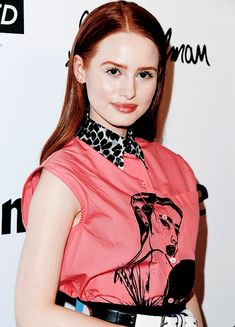 Madelaine Petsch attends Marie Claire's 5th annual 'Fresh Faces' in Los Angeles (April 27)