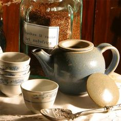 rooibos...il tè rosso del Sudafrica