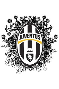 juventus. love the organic design of this.