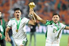 Early Goal Is All Algeria Needs to Capture Africa Cup of Nations We Are The Champions, National Football Teams, Baghdad, Best Player, Fifa World Cup, Tahiti, Sports News, My Hero, Africa
