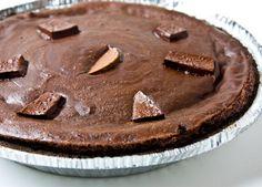 vegan-chocolate-mousse-pie