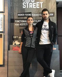 Yeni marka yüzlerimiz; @afrasaracoglu & @alpnavruz ile birlikteyiz. 😎✌🏻 #hummel #hummelturkey #hummelsport #hummeltürkiye…