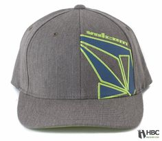 Volcom Mens Transplant XFit Flexfit Hat