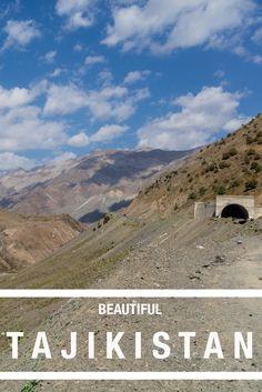 Beautiful off the beaten path Tajikistan.