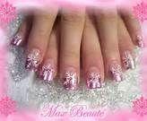 deco ongles de noel - Bing Images