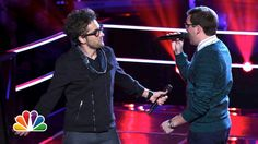 """James Wolpert vs. Will Champlin: """"Radioactive"""" - The Voice Highlight LOVE THIS,PURE AWESOMENESS!!! <3"""