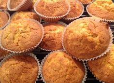 Mine Gulrot Muffins :-) (Glutenfri.blogg.no)