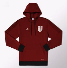 ac milan core hoody red AC Milan Official Merchandise Available at www.itsmatchday.com