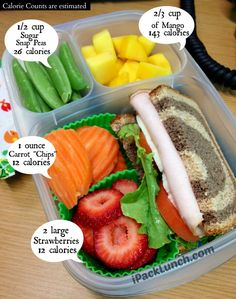 Packing healthy lunches is easy with @EasyLunchboxes! via ipacklunch.com