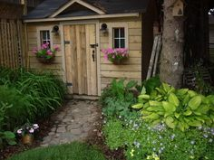 .playhouse idea #4 like the door