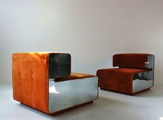 thesuperserious:  Pierre Cardin Lounge Chair 1970's @ Oliver