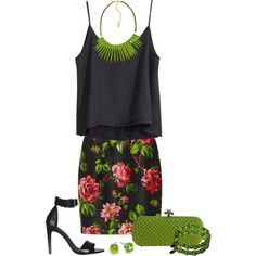 Tropical Mini, created by nancyell on Polyvore