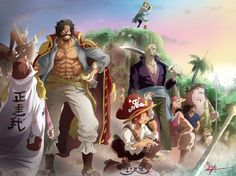 Roger Pirates Anime One Piece Gol D. Roger Silvers Rayleigh Shanks (One Piece) Buggy (One Piece) Crocus (One Piece) Scopper Gaban Seagull (One Piece) Wallpaper One Piece Ace, One Piece Manga, One Piece Chapter, One Piece Drawing, Zoro One Piece, One Piece Comic, One Piece Fanart, One Piece Logo, One Piece Pictures